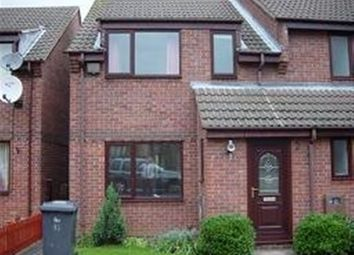 Thumbnail 3 bed semi-detached house to rent in Armstrong Close, Rugby