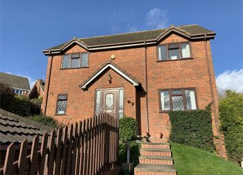 Thumbnail 4 bed detached house for sale in Doveridge Road, Burton-On-Trent, Staffordshire