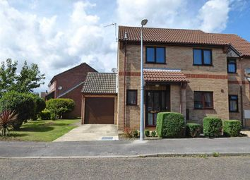 Thumbnail 3 bedroom link-detached house for sale in Worcester Road, Ipswich