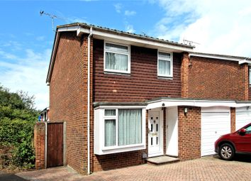 Thumbnail 3 bed link-detached house for sale in Woking, Surrey