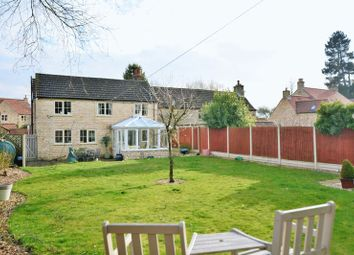 Thumbnail 4 bed cottage for sale in Main Street, Nocton, Lincoln