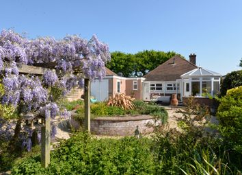 Thumbnail 4 bed detached bungalow for sale in Cowper Avenue, New Milton