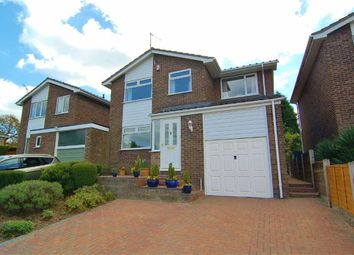 Thumbnail 4 bed property for sale in Bollin Drive, Congleton