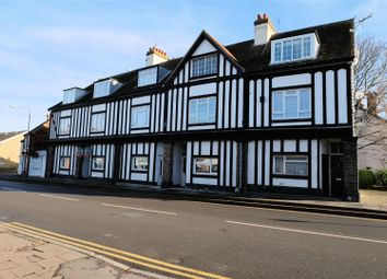 Thumbnail 1 bed flat for sale in Canterbury Road, Whitstable