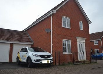 Thumbnail 3 bed property to rent in Garlandstone Walk, Hempsted, (D)