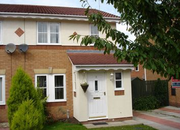 Thumbnail 3 Bed Semi Detached House To Rent In Earlswood Close Moreton Wirral