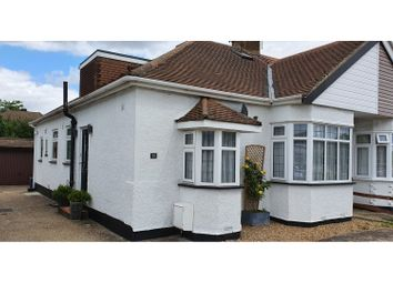 Ferguson Avenue, Romford RM2. 3 bed semi-detached bungalow