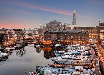 Thumbnail 2 bed flat for sale in Teal Court City Quay, St Katharine Docks, London