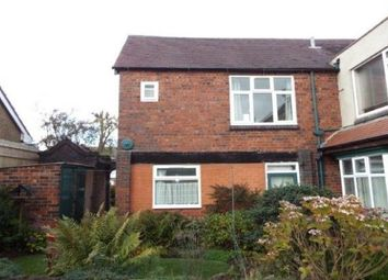 Thumbnail 1 bed flat to rent in Brownhills, Walsall