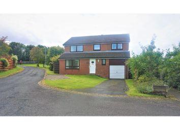 Alder Close, Morpeth NE61. 4 bed detached house