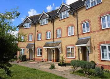 Thumbnail 3 bed terraced house for sale in John Dutton Way, Ashford