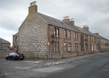 Thumbnail 2 bedroom flat for sale in Ugie Street, Peterhead, Aberdeenshire