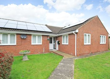 Thumbnail 4 bedroom bungalow for sale in Primrose Close, Chatham, Kent
