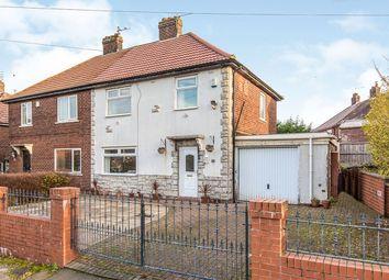 Thumbnail 3 bedroom semi-detached house for sale in Assheton Place, Ribbleton, Preston