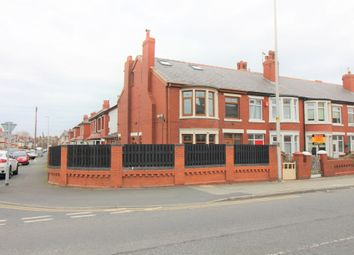 Thumbnail 5 bed end terrace house for sale in Park Road, Blackpool