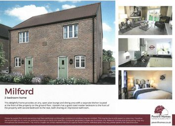 Thumbnail 2 bed semi-detached house for sale in Holborn View, Codnor, Ripley
