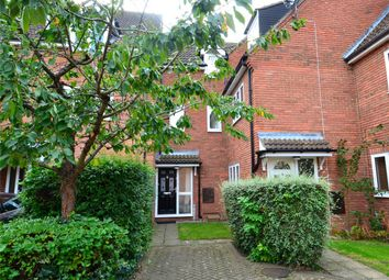 Thumbnail 3 bed town house for sale in Ferrars Court, Huntingdon, Cambridgeshire