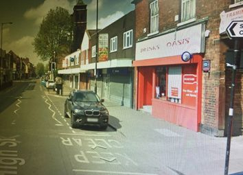 Thumbnail Studio to rent in High Street, Bloxwich, Walsall WS33La