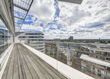 Thumbnail 4 bed flat to rent in Merchant Square, East Harbet Road, London