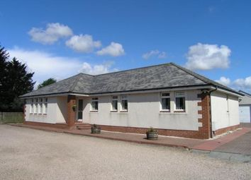 Thumbnail 4 bed bungalow for sale in Meadow Cottages, Dumfries Road, Cumnock, East Ayrshire