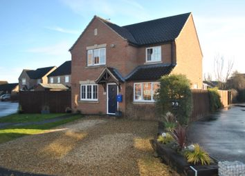 Thumbnail 3 bed detached house for sale in Jubilee Close, Boston