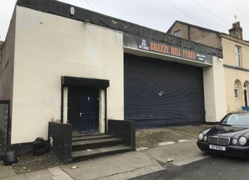 Thumbnail Parking/garage for sale in Helena Street, Walton, Liverpool