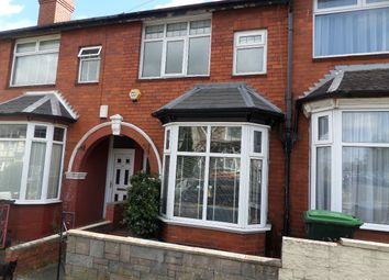 Thumbnail 2 bed terraced house for sale in Rathbone Road, Bearwood