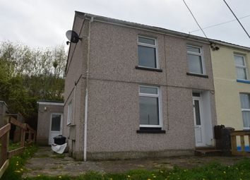 Thumbnail 3 bedroom property to rent in Benson Terrace, Penclawdd, Swansea