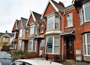Thumbnail 5 bed terraced house for sale in Beechwood Road, Swansea