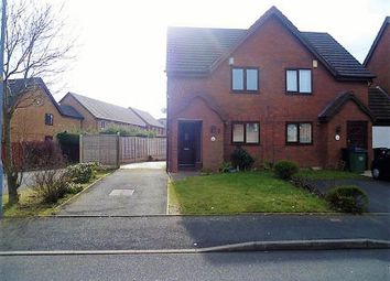 Thumbnail 2 bedroom semi-detached house for sale in Patricia Drive, Tipton