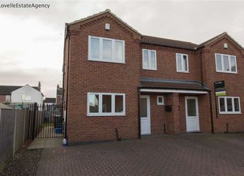 Thumbnail 3 bed property for sale in Fenners Avenue, Bottesford, Scunthorpe