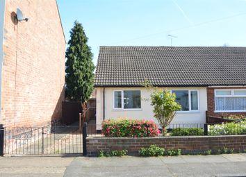Thumbnail 2 bedroom semi-detached bungalow for sale in Nelson Street, Long Eaton, Nottingham