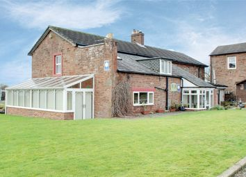Thumbnail 7 bed detached house for sale in Crossroads House, Guest House, Brisco, Carlisle, Cumbria
