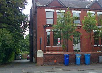 Thumbnail 3 bedroom flat to rent in Edge Lane, Chorlton