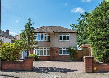 Thumbnail 4 bed detached house for sale in The Weald, Chislehurst