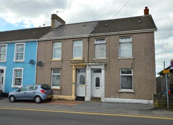 Thumbnail 2 bed end terrace house for sale in Llandeilo Road, Cross Hands, Llanelli