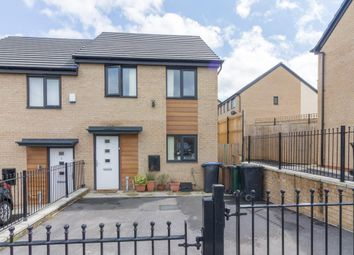Thumbnail 3 bed semi-detached house for sale in Holy Well Drive, Bradford