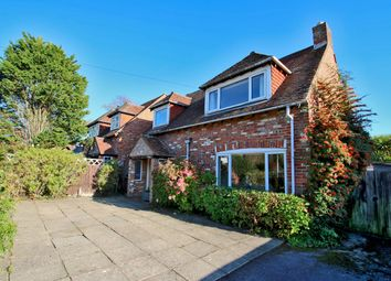 Thumbnail 3 bed detached house for sale in Belmore Road, Lymington