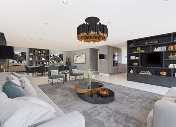 Thumbnail 3 bed flat for sale in Marlborough Drive, Bushey, Hertfordshire