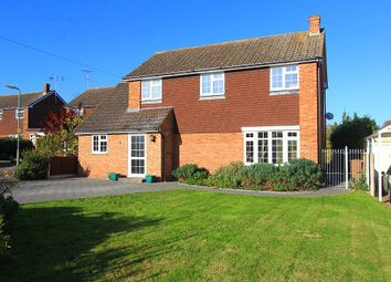 Thumbnail 4 bed detached house for sale in Glebe Crescent, Broomfield, Chelmsford, Essex
