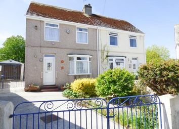 3 bed semi-detached house for sale in Higher St. Budeaux, Plymouth, Devon PL5
