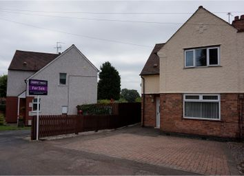 Thumbnail 3 bedroom semi-detached house for sale in Kitchener Avenue, Derby