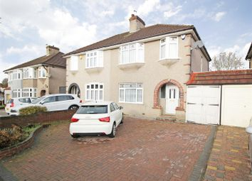 Thumbnail 3 bed semi-detached house for sale in Stapleton Road, Bexleyheath