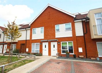 2 bed terraced house for sale in Rowtown, Surrey KT15