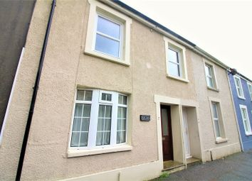 Thumbnail 3 bed terraced house for sale in Chapel Lane, Haverfordwest, Pembrokeshire.
