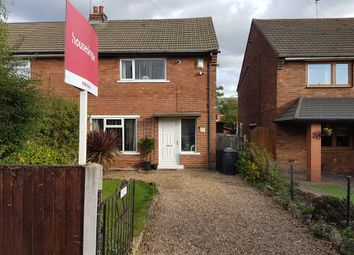 Thumbnail 2 bed semi-detached house for sale in Cardigan Road, Intake, Doncaster