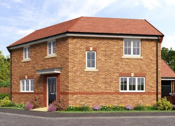 "Thumbnail 3 bedroom detached house for sale in ""Kipling"" at Aberford Road, Wakefield"