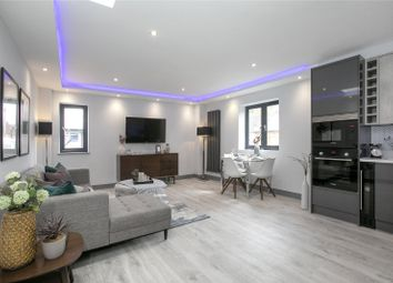 Thumbnail 1 bed flat for sale in Maple Road, London
