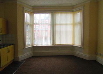 Thumbnail Studio to rent in Park Road, Blackpool, Lancashire