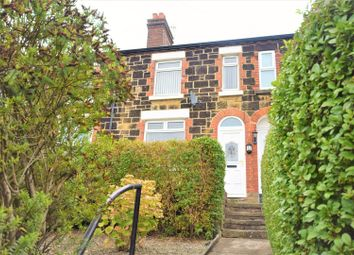 Thumbnail 2 bed terraced house to rent in Station Road, Pentre Broughton, Wrexham